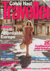 Conde Nast Traveller Cover New